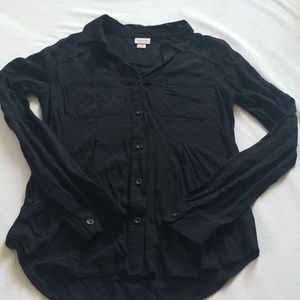 Mossimo XS button up